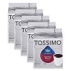image of Maxwell House 80-Count French Roast Coffee T DISCs for Tassimo™ Beverage System