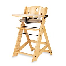 image of Keekaroo® Height Right High Chair with Tray in Natural