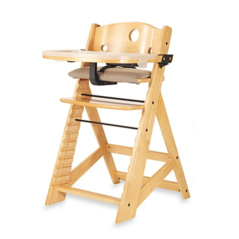 Keekaroo Height Right High Chair With Tray In Natural Buybuy BABY