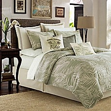 image of Tommy Bahama® Palms Away Reversible Duvet Cover Set
