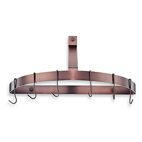 Cuisinart® Half Circle Wall Rack in Oil Rubbed Bronze Finish