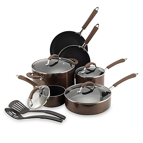 Farberware® Millennium Bronze Nonstick Coated Porcelain ...