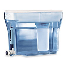 image of zerowater 23cup dispenser water filtration system