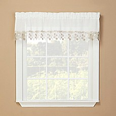 image of Lillian Kitchen Window Valance