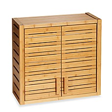 image of Bamboo Wall Cabinet