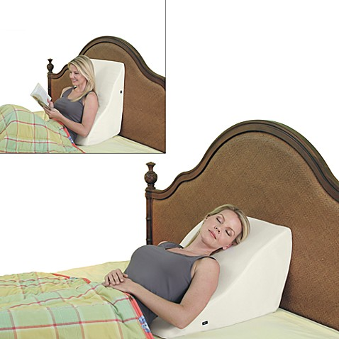 Buy Contour 174 Back Wedge Massage Pillow From Bed Bath Amp Beyond