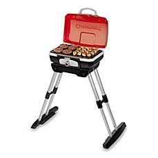 image of Cuisinart® Petite Portable Gas Grill With VersaStand