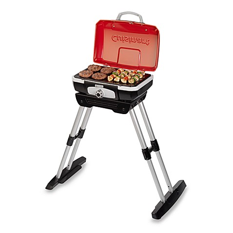 Cuisinart® Petite Portable Gas Grill With VersaStand