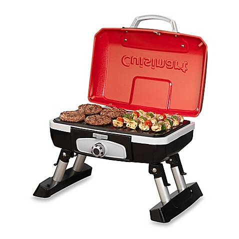 cuisinart petite portable tabletop gas grill bed bath. Black Bedroom Furniture Sets. Home Design Ideas