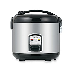image of Oyama 7-Cup Stainless Steel Rice Cooker