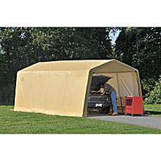 Image Of ShelterLogic® AutoShelter® Instant Garage