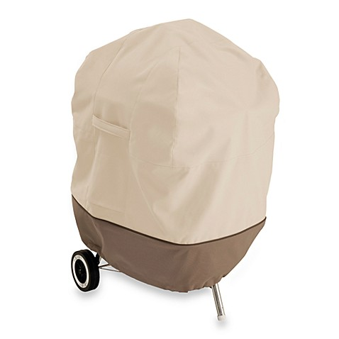 buy classic accessories veranda kettle bbq cover from bed bath beyond. Black Bedroom Furniture Sets. Home Design Ideas