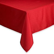 image of Basics Solid Tablecloth and Napkin