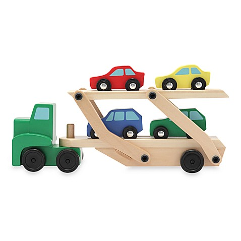 Melissa & Doug® Car Carrier