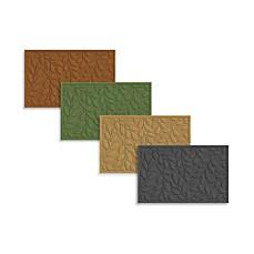Image Of Bungalow Flooring Soft Impressions Microfibres® Brittany Leaf Rug