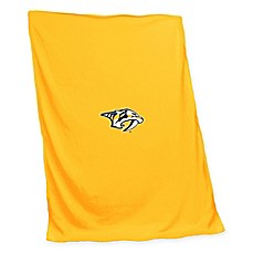 image of NHL Nashville Predators Extra Large Sweatshirt Throw Blanket