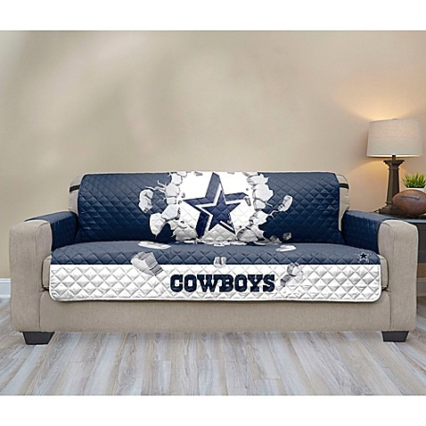 Nfl Dallas Cowboys Explosion Sofa Cover Bed Bath Amp Beyond