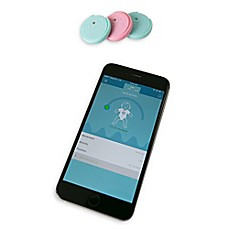 image of MonBaby Breathing and Rollover Smart Button Baby Monitor