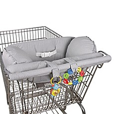 image of Leachco® Prop 'R Shopper® Body Fit Shopping Cart Cover