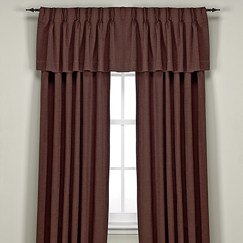 Union Square Pinch Pleat Window Curtain Panel In Khaki
