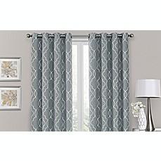 window curtains drapes bed bath beyond. Black Bedroom Furniture Sets. Home Design Ideas