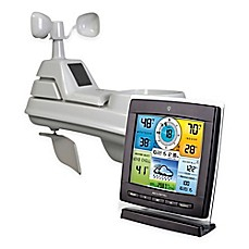 image of AcuRite® Pro 5-in-1 Weather Station with Wind and Rain