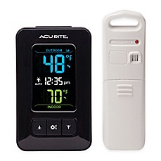 image of AcuRite® Wireless Thermometer with Reverse Color Display
