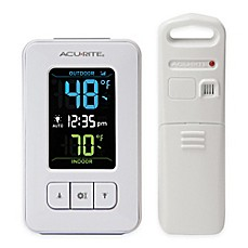 image of AcuRite® Digital Thermometer with Color Display