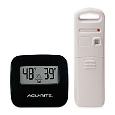 image of AcuRite® Wireless Digital Thermometer with Humidity