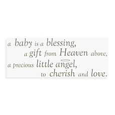 image of WallPops!® Wall Decals in Wall Wishes in A Baby is a Blessing