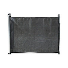 Image Of KidCo® Retractable Safeway® Gate In Black