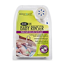 image of RINSE ACE®  Deluxe Sink Baby Rinser