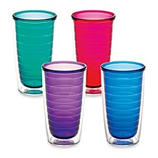 image of Tervis® 16-Ounce Assorted Color Tumblers (Set of 4)