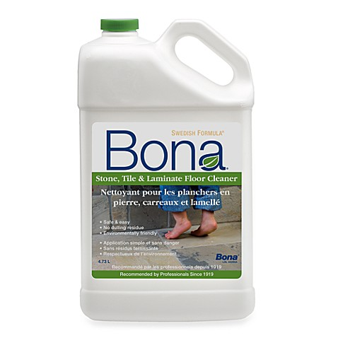Bona 174 Stone Tile Amp Laminate Floor Cleaner Refill 160
