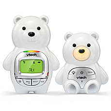 image of VTech DM226 Digital Audio Baby Monitor with Night Light