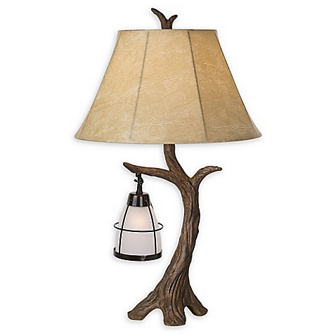 Pacific coast lighting mountain wind table lamp in oak bed bath pacific coastreg lighting mountain wind table lamp aloadofball Images