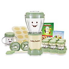 image of Magic Bullet® The Original Baby Bullet™ 4-Cup Food Processor