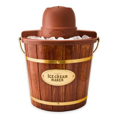 How to Use an Old-Fashioned Ice Cream Freezer - Texas m/features/m 32