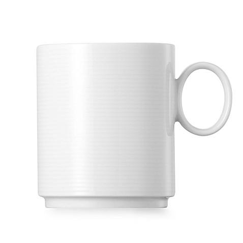 Rosenthal Thomas Loft 13 oz. Stackable Mug in White
