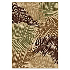 Image Of Orian Rugs Bungalow Palms Multicolor Indoor/Outdoor Area Rug