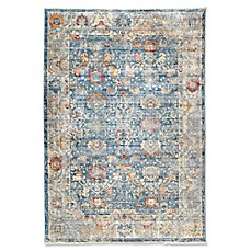 image of Nicole Miller Artisan Area Rug in Blue/Multicolor