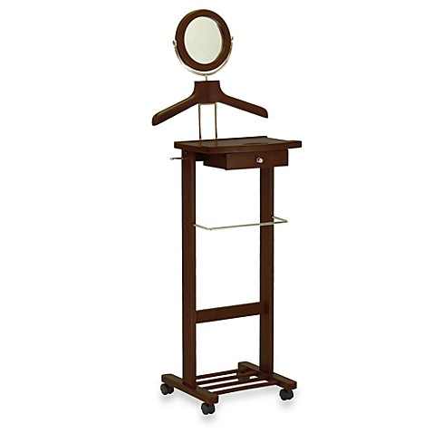Valet Stand With Mirror And Drawer Bed Bath Beyond