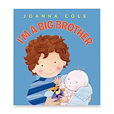 image of I'm a Big Brother Book by Joanna Cole