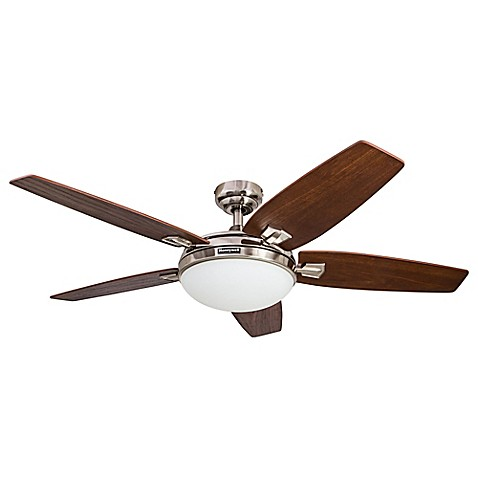 Honeywell carmel 48 inch ceiling fan with integrated light bed honeywell carmel 48 inch ceiling fan with integrated light aloadofball Images