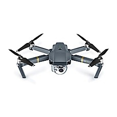 image of DJI Mavic Pro Fly More Combo Drone