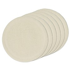 image of Dr. Brown's® 2-Pack Rachel's Remedy Washable Breast Pads in White
