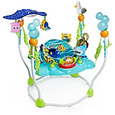 image of Kids II® Disney® Finding Nemo Sea of Activities Jumper