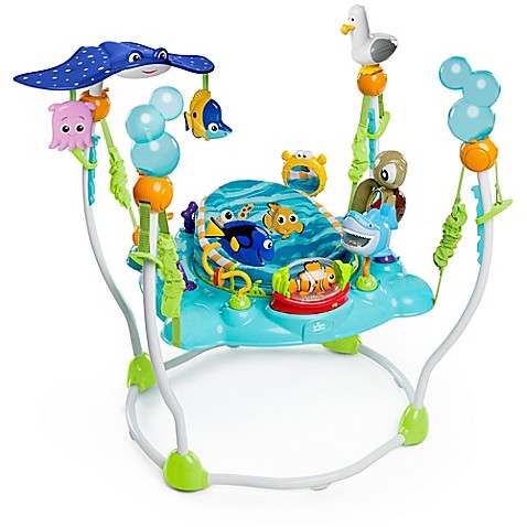 Kids Ii 174 Disney 174 Finding Nemo Sea Of Activities Jumper