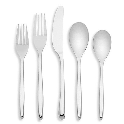 kate spade new york Tompkins Street™ 5-Piece Flatware Place Setting