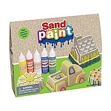 image of WABA Fun Sand Paint Primary Colors Set